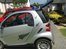 smart fortwo auto mhd coupe