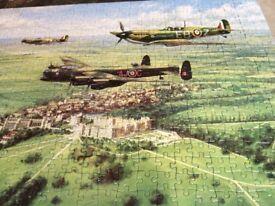 Battle of Britain memorial flt jig saw