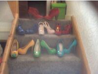 Size six ladies shoes