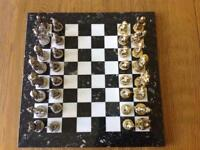 Manopoulos Chess Set & Board