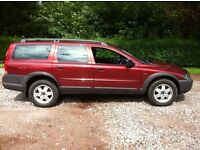 volvo v70 xc awd 51 reg 4x4 estate mot june 24th 2017 rare car