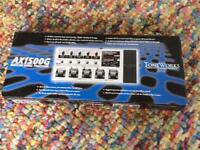 Tone Works AX1500G multi effects pedal.