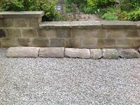 Victorian Coping stones