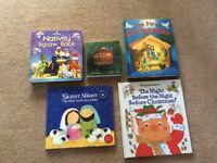 Childrens Christmas Books Bundle