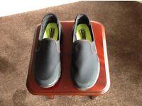 Skechers Liesure shoes, light weight, springy soles. Size 8.5