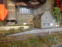 Club room for model railway group wanted