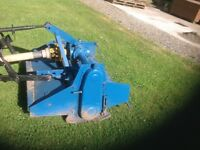 Wessex Rotavator to fit Compact Tractor