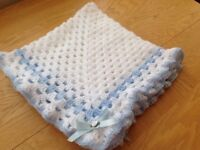 New dolls blankets,perfect to add to dolls pram, cots for christmas