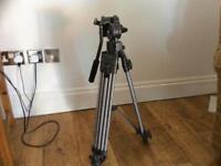 Video camera tripod kong