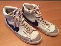Nike Blazers Size 11