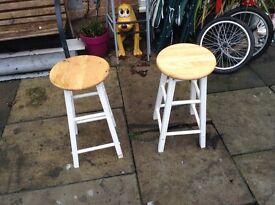Bar stools x2 sets