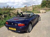 BMW Z3 Convertible (OVNO)