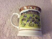 Churchill's rugby mug/tankard