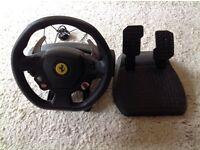 Thrustmaster Steering Wheel for Xbox 360