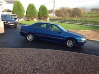 2002 Peugeot 406 2.0 HDi Rapier 4dr (a/c)++++ a great diesel car ++++