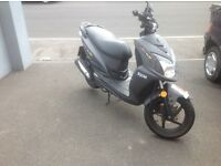 Sym Jet 4 R moped