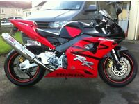 2003 Honda Fireblade RR3 954 - Immaculate Condition