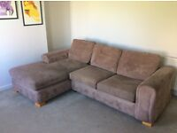 DFS Corner Sofa bed - Bargain buy and can deliver