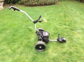Powercaddy Legend Golf Trolley