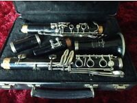 Bundy Resonite Clarinet by the Selmer Company
