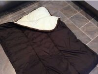 "Single Down filled ""Slumberdown"" Sleeping Bag"