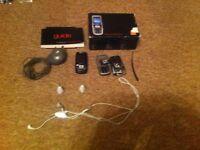 2 mobile phones(broken)