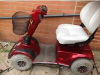 Hurricane mobilty spares or new batteries required still works but have to keep chargeing