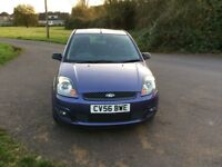 Ford Fiesta 1.4 Diesel, 2006. immaculate Condition and very reliable