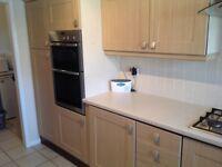 Kitchen units - used