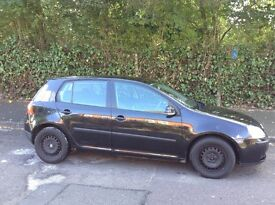 Volkswagen Golf tdi diesel 1 owner car