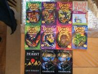 Beast quest books and more