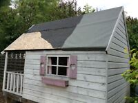 Life-Size Wendy House or Playhouse