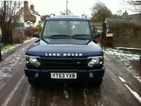 DISCOVERY TD5 20003 GS 7 SEATER
