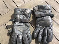 AKITO Motor Cycle Leather Gloves Size XXL