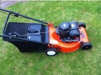 "Rotary Lawn mower 15"" petrol 3.5hp Briggs & Stratton Classic"