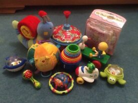 Baby toy bag 2
