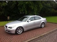 bmw 530 petrol , sat nav , xenons , heated seats and much more 2650£