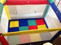 Playpen or travel cot