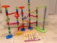Marble Run all parts included