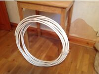 Speedfit plastic water pipe approx 15m