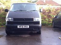 VW T4 good clean van priced to sell,