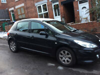 2006 Peugeot 307, MOT 7/18, Priced to sell