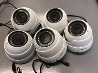SPRO cctv kit recorder monitor Surveillance cameras