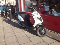 Piaggio Zip 50cc SP RS owner from new very rare moped only ever 250 made
