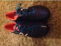 New Balance Visaro Football Boots size 7 - Please Read Description