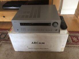 Arcam Avr300 and an Avr250
