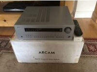 Arcam Avr300 and an Avr250