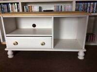 Up cycled TV unit in excellent condition