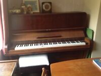 Piano- free to collect