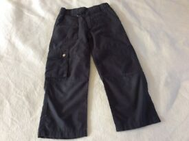 Beavers / Cubs Navy Activity Trousers Age 7-8